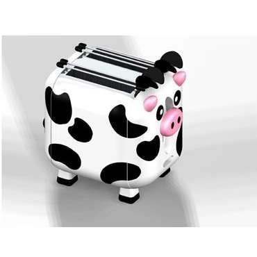Awesome 100 Toasters You Never Knew Existed Toasted Away My Soul Funny Cows Cow Kitchen