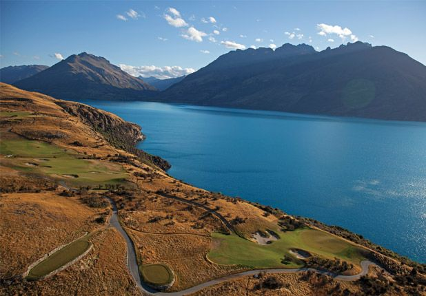 Putting The Zeal In New Zealand  Three weeks in New Zealand and Tasmania reveal the bold and the beautiful, on and off the course