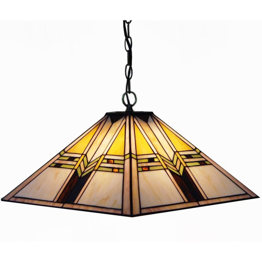 style new hanging stained surging glass light pendant lamps tiffany legend inverted victorian