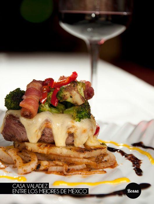 Casa Valadez, entre los mejores restaurantes de México.
