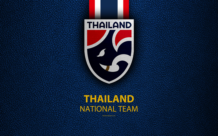 Download Wallpapers Thailand National Football Team, 4K