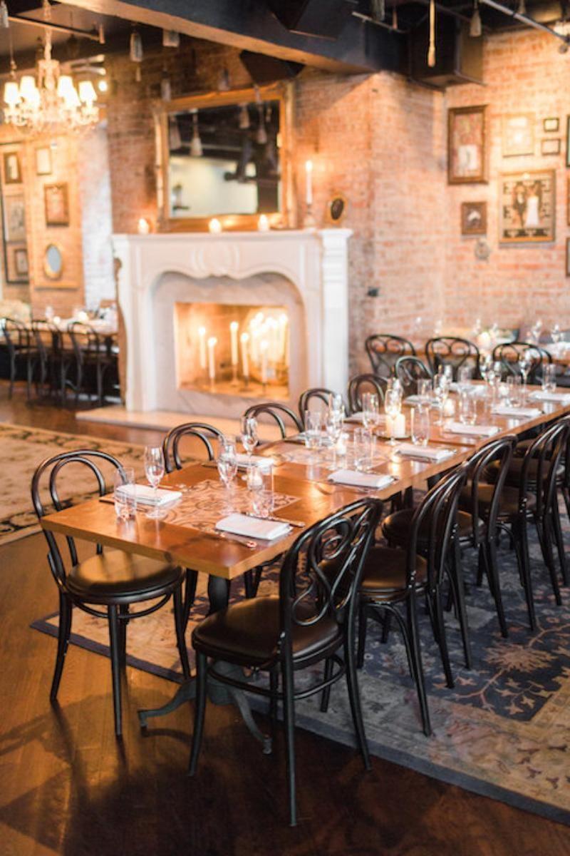 RM Champagne Salon Engagement party venue, Chicago