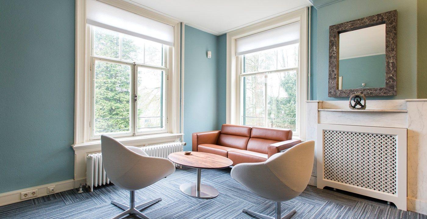 Interieur kantoorvilla | ZO!interieurprojecten . kleuradvies en ...