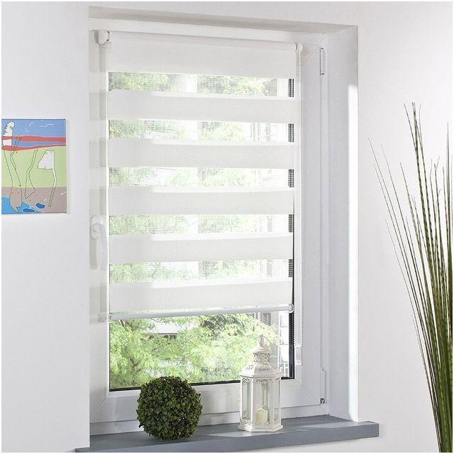Fenster Gardinen Roller: Makellos Gardinen Fenster Tür Kombination