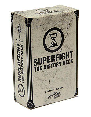 superfight the history deck superfight httpswwwamazon