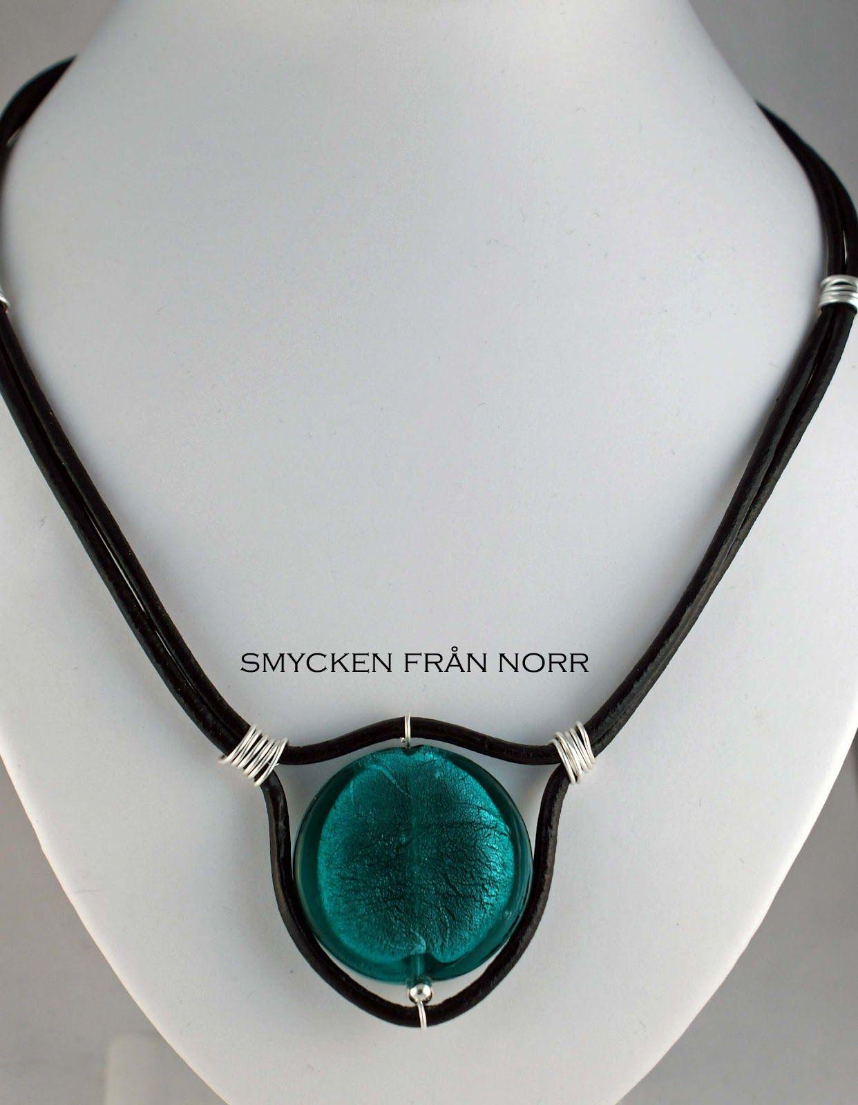 Smycken från norr: Läder