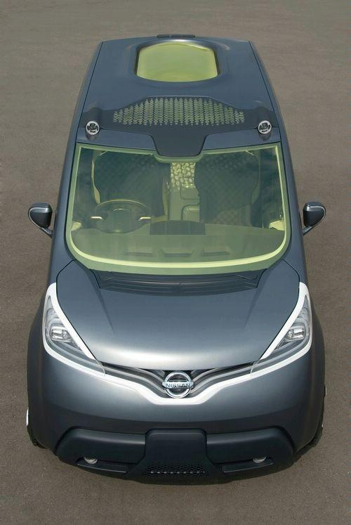 Nissan Nv200 Concept Van Nissan Off Road Vehicals Pinterest