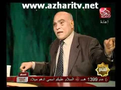 حوار ممتع مع الدكتور إبراهيم الخولي على قناة أزهري Talk Show
