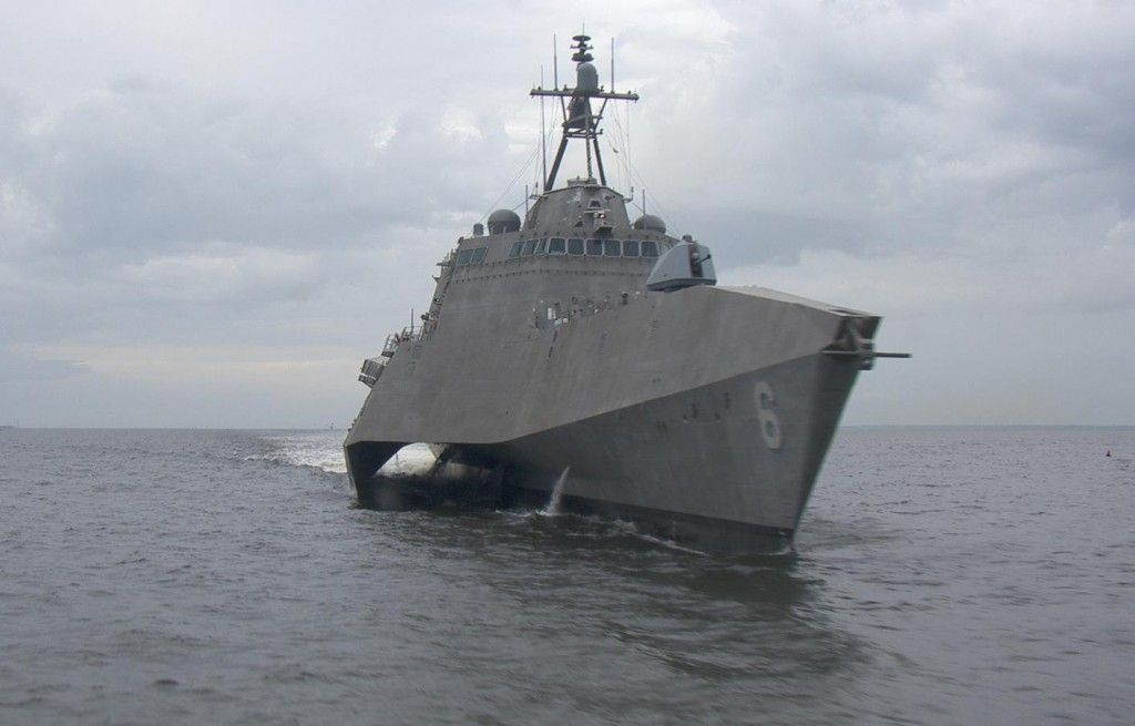 US Navy accepted delivery of the future USS Jackson (LCS 6