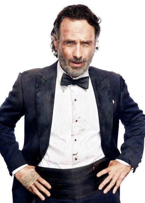 Andrew Lincoln James Bond