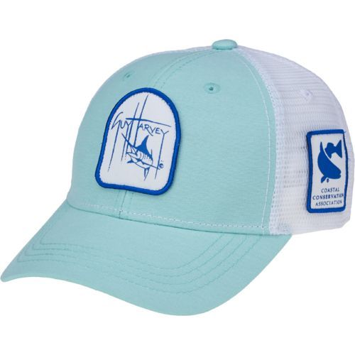 ab9bba44ffc93 Image for Guy Harvey Men s CCA Trucker Hat from Academy
