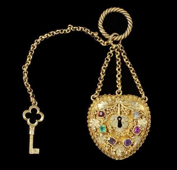 locket unknown maker 1840 museum no m 6 1986 victoria and