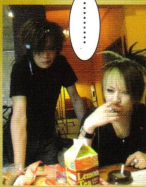 Kai and Ruki