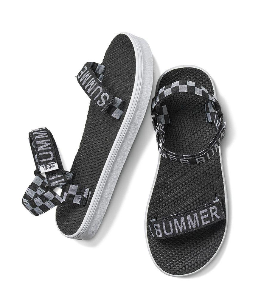 b387fddbed57c8 Velcro sandal! vans in 2019