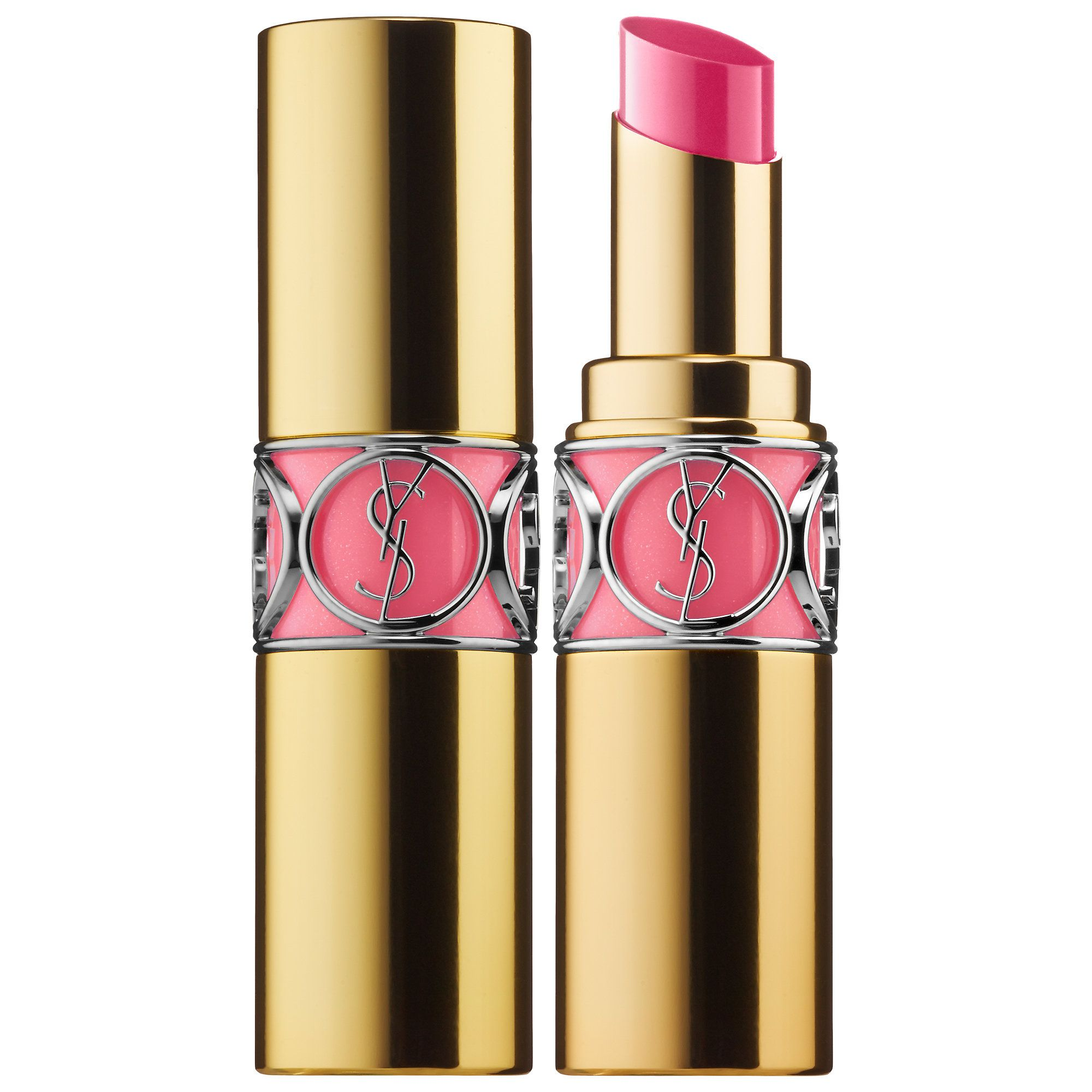 Makeup Review, Swatches: YSL Rouge Volupté Shine Lipstick