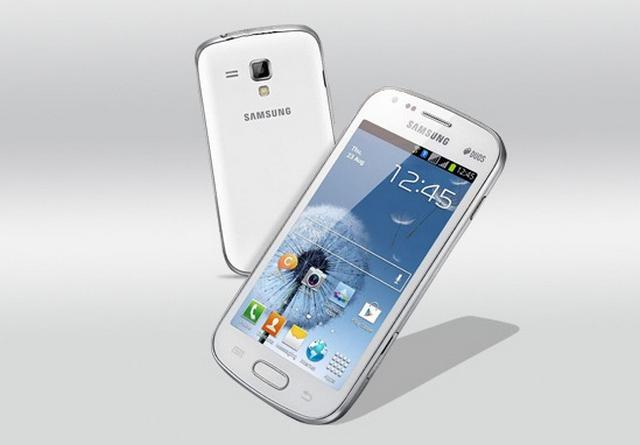 #SamsungGalaxySDuos - Un tout nouveau #smartphone #dualsim sous #Android #ICS ! #mobile #samsung