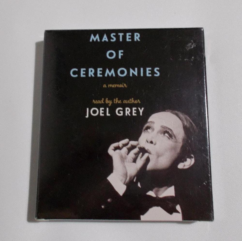 Master of ceremonies audiobook by joel grey 8 cds read by