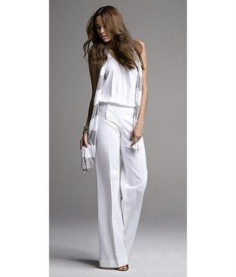 White party attire