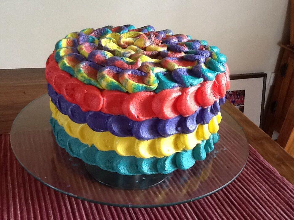 Sophia's 11th Birthday cake.