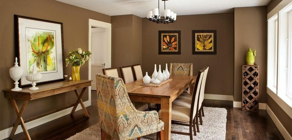 Resultado de imagen para pintura gama marrones dise o for Colores de pintura para sala