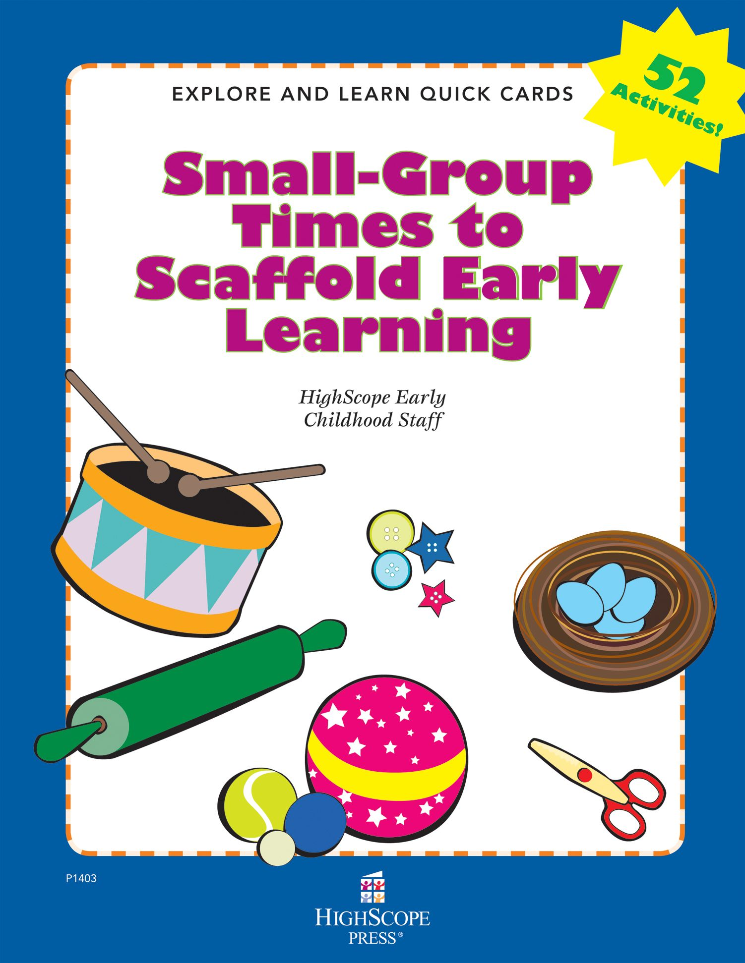 This Book Presents 52 Small Group Activities Based On Five