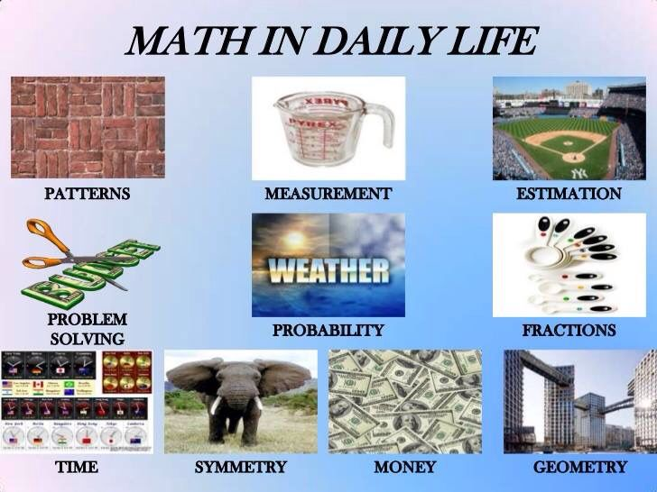 Essay mathematics in everyday world theme essay for the outsiders