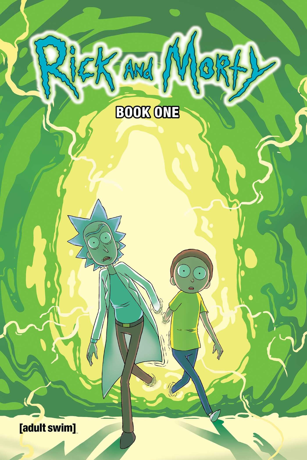 The Coolest Manga Anime Collection Of The Web Rick And Morty Book Books Free Pdf Books