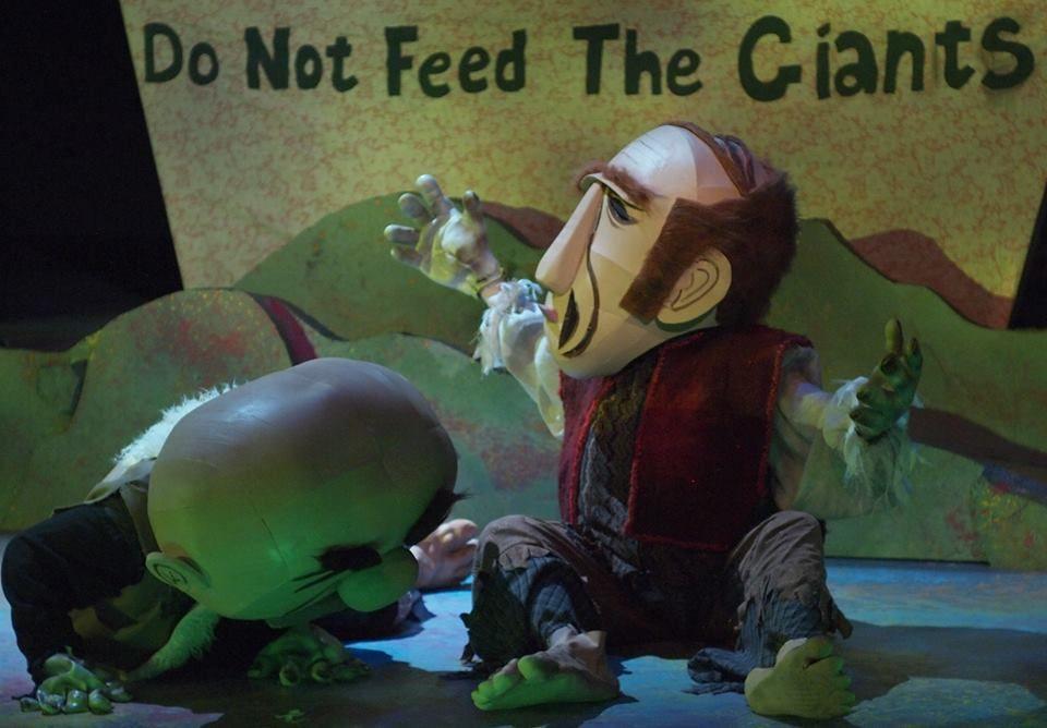 BFG http://www.theatreofyouth.org
