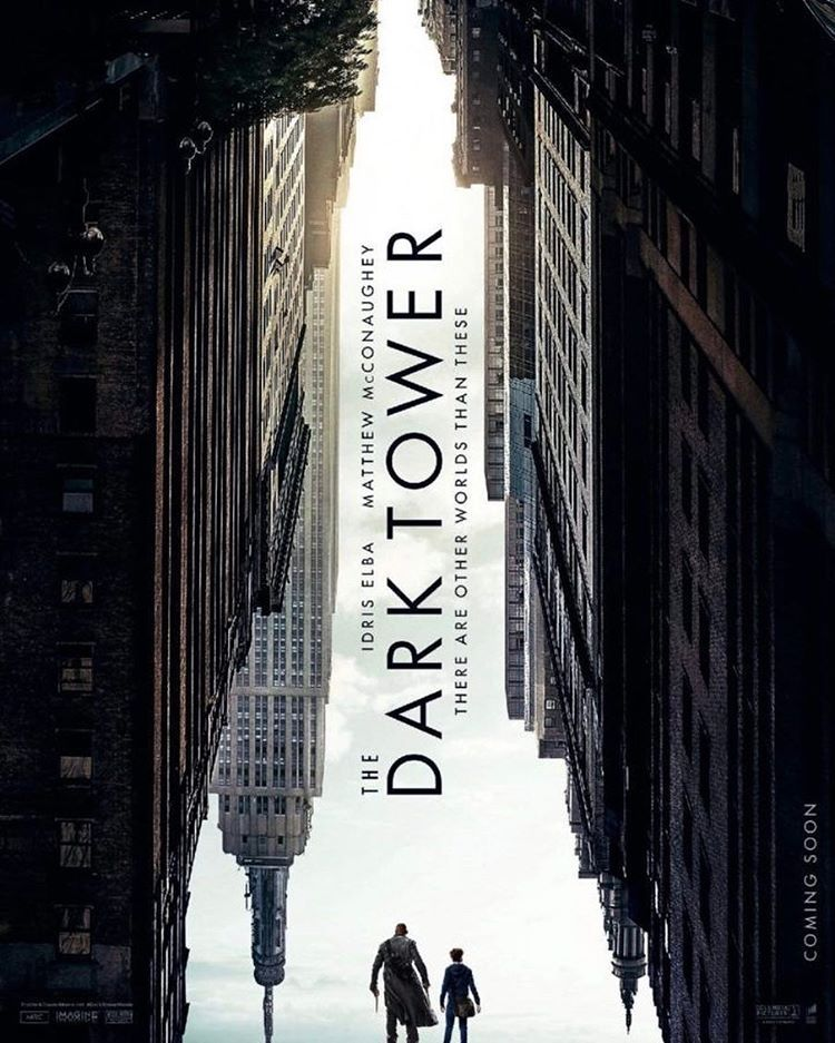 Check out the new poster for Stephen King's The Dark Tower