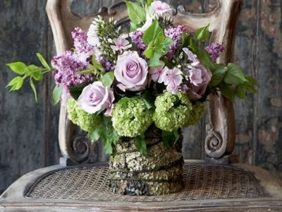 Purple And Green Wedding Ideas