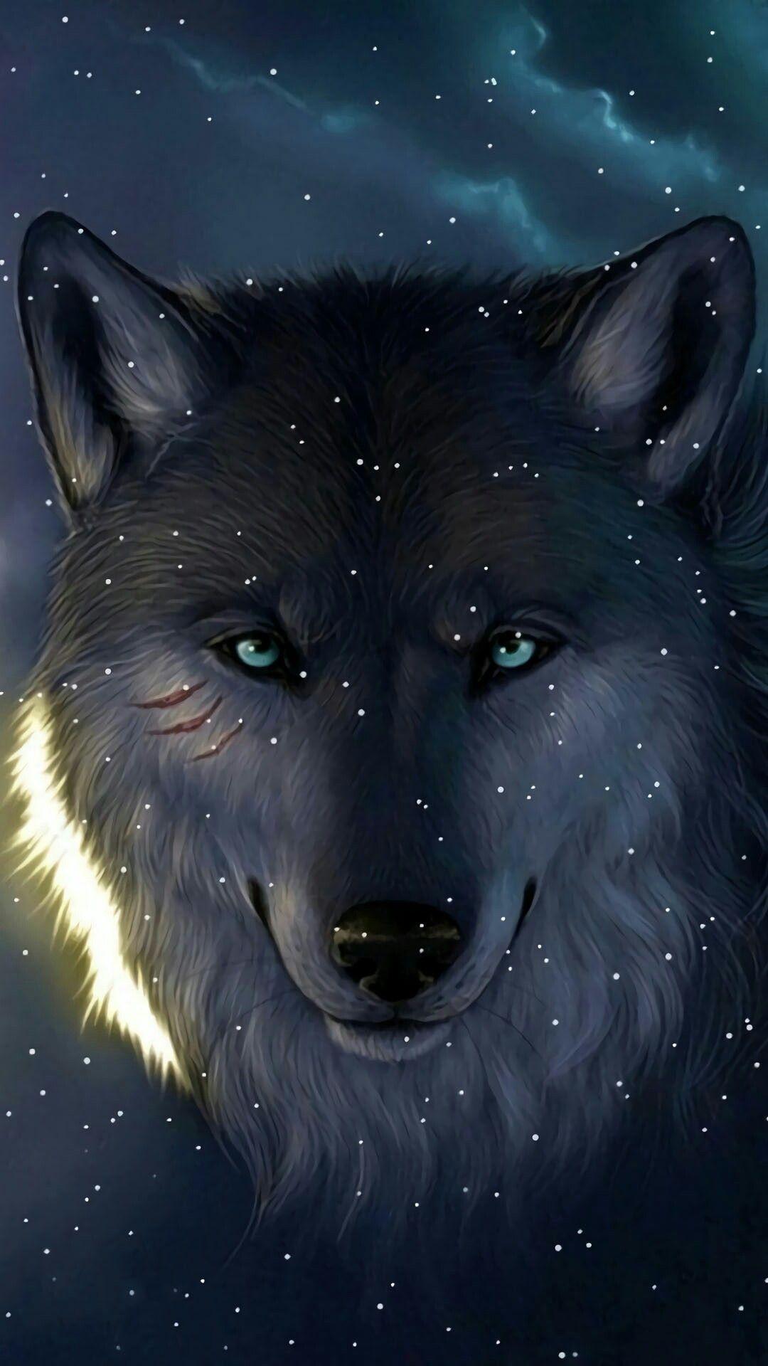 Pin By Matsmeerlo On Wolves Wolf Artwork Alpha Wolf Wolf Wallpaper