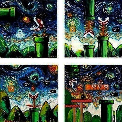 Game Wall Art Prints Retro Gaming Posters I hope you like this wall art set. They are printed on hi