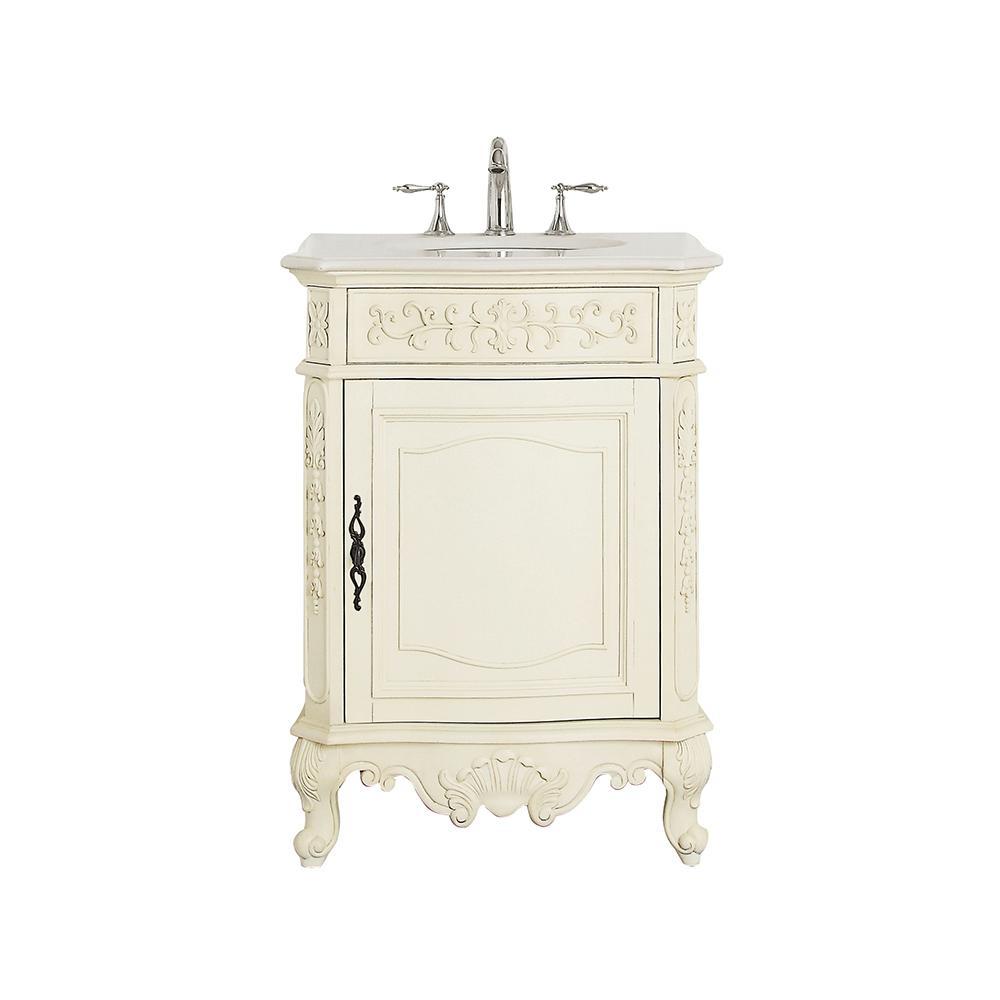 Home Decorators Collection Winslow 26 In W X 22 In D Vanity In
