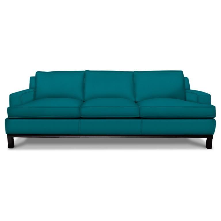 Sleeper Sofas Modern Sofas and Sectionals Upholstered Butterfield Sofa Jonathan Adler
