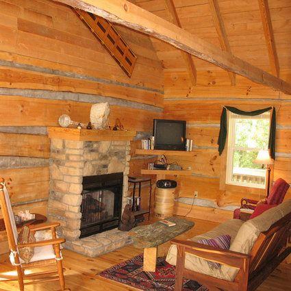 Charmant A Blue Ridge Haven Log Cabin Rental +   Blue Ridge Parkway