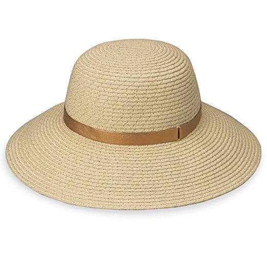 Womens Wallaroo Stella Upf50 Wide Brimmed Sun Hat Natural Gold Uk Hats Women Hats It S An Amazon Affiliate Link Sun Hats Hats Wide Brimmed