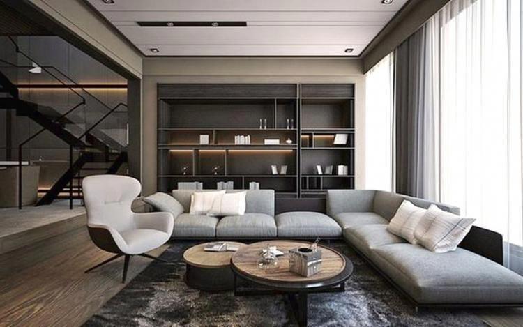 30 Gorgeous Urban Contemporary Living Room Decor Ideas Contemporarydecorlivingroom Contemporary Decor Living Room Living Room Designs Trendy Living Rooms