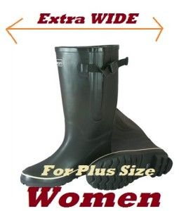 My Top 3 Extra Wide Calf Rain Boots For