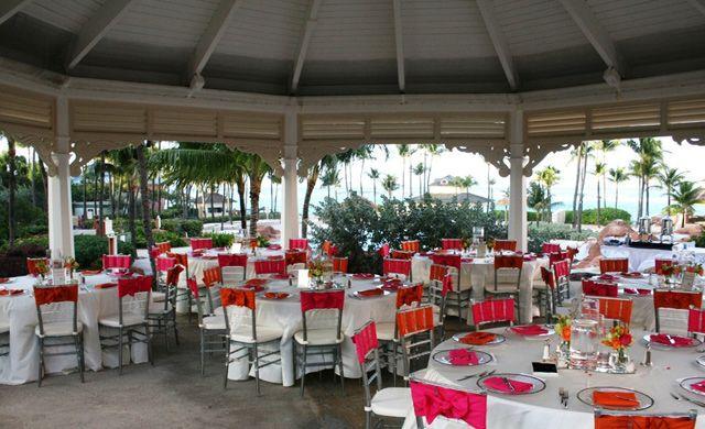 Seagrapes Overlook Wedding Ceremony And Reception Venue