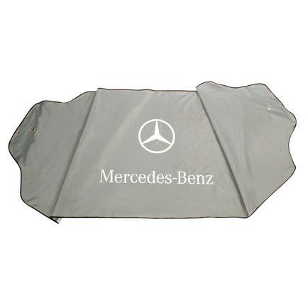 Genuine mercedes benz windshield car cover mercedes benz for Mercedes benz car sun shade