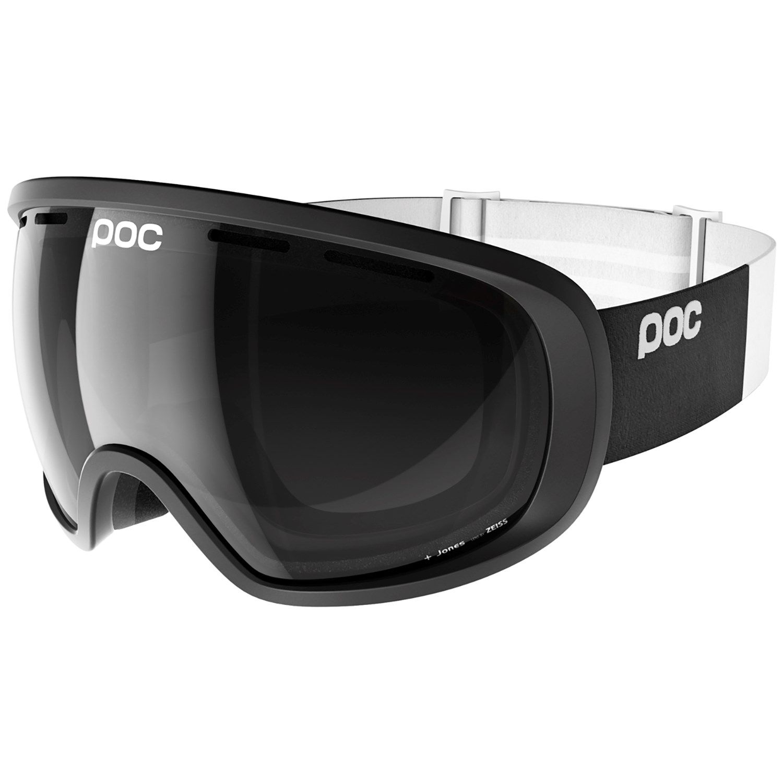 Poc Fovea Clarity Jeremy Jones Edition Goggles 2019 In Black Goggles Jeremy Jones Specs Frame