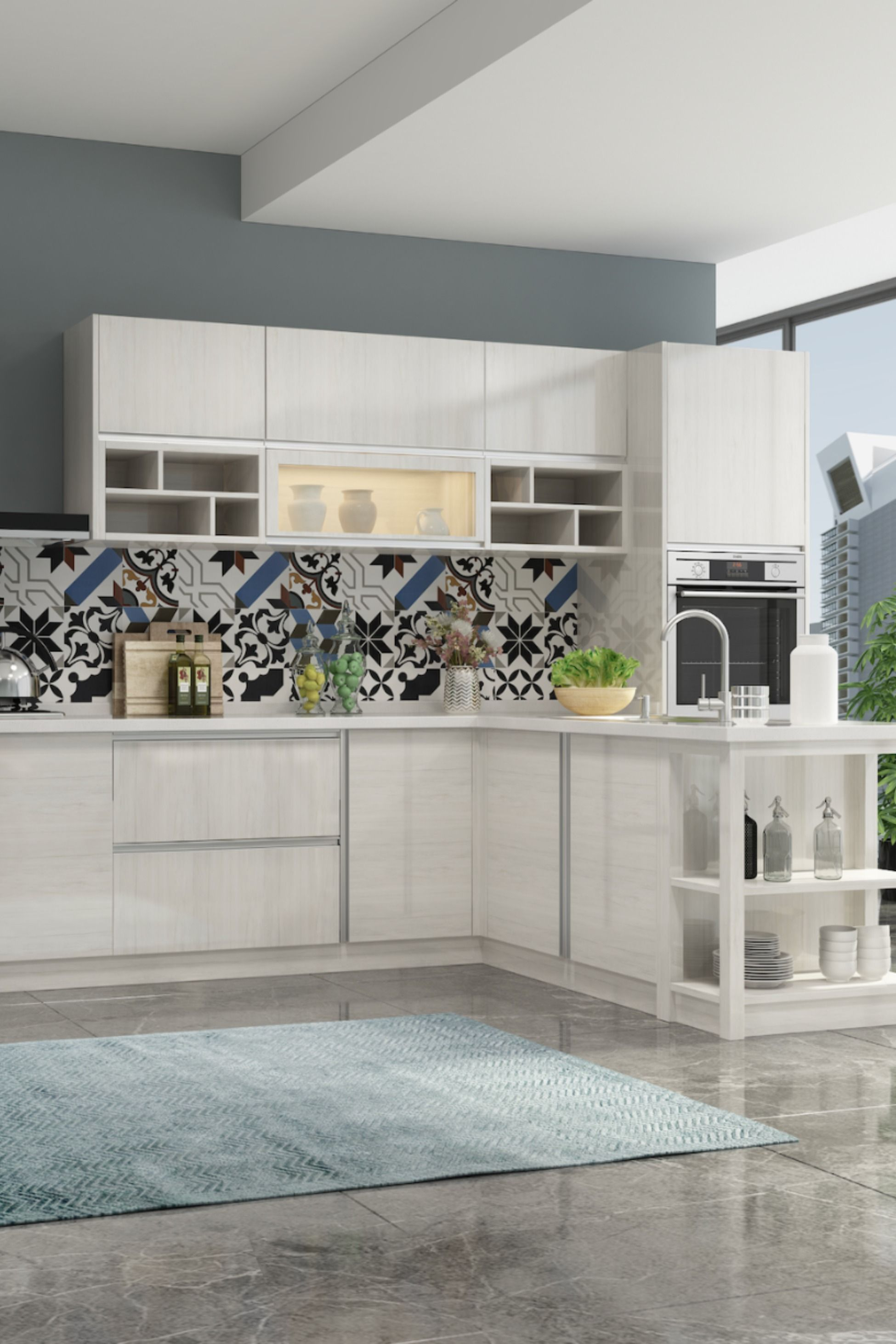 White Kitchen Cabinets In 2020 Kitchen Cabinets White Kitchen Cabinets Kitchen Cabinet Colors