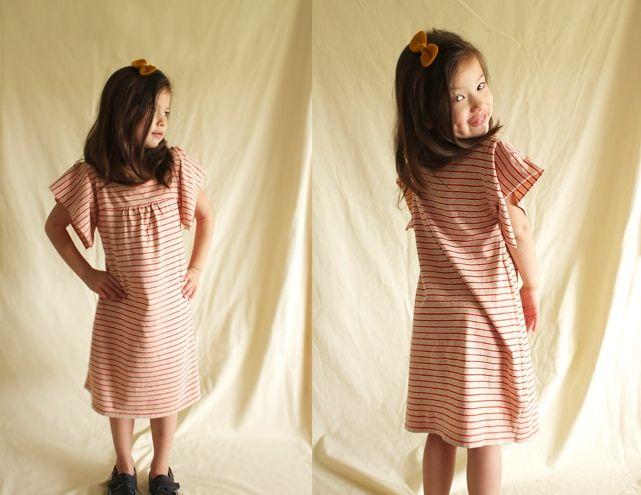 ~Ruffles And Stuff~: Flutter Sleeve Dress Tutorial!