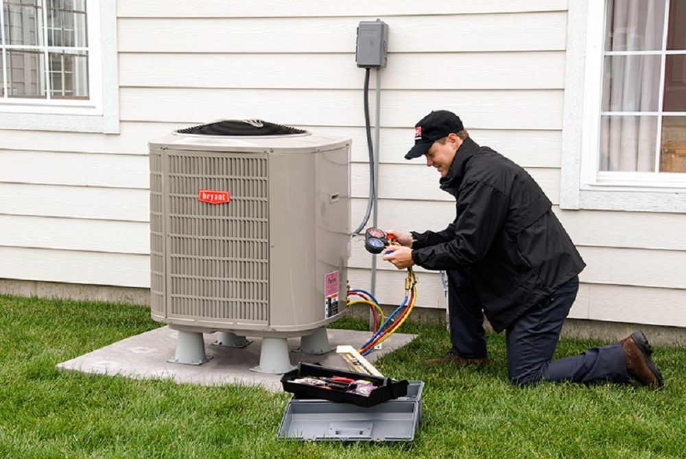 Heating and Cooling Maintenance Service To Ensure Proper