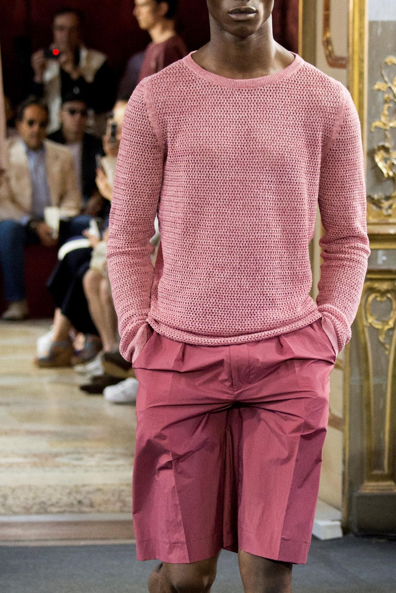 Corneliani S/S 2016 Menswear Milan Fashion Week