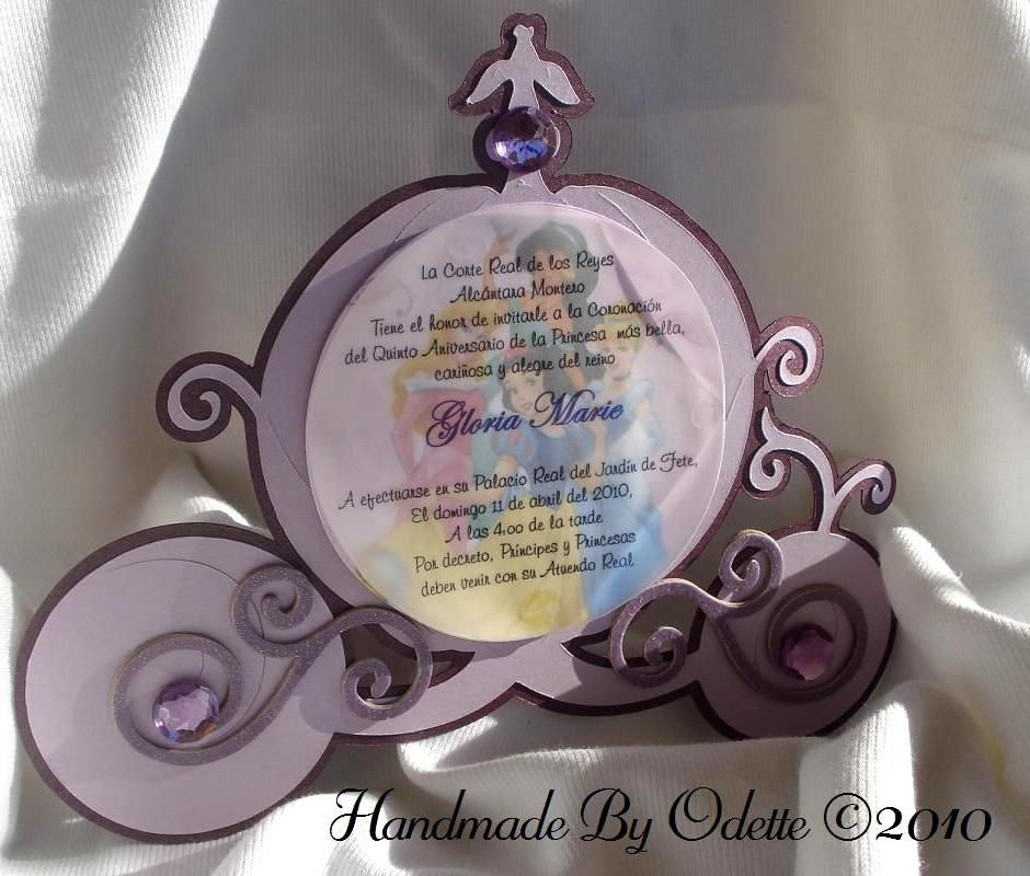 Hand made invitations....great ideas for sprucing up things cut ...