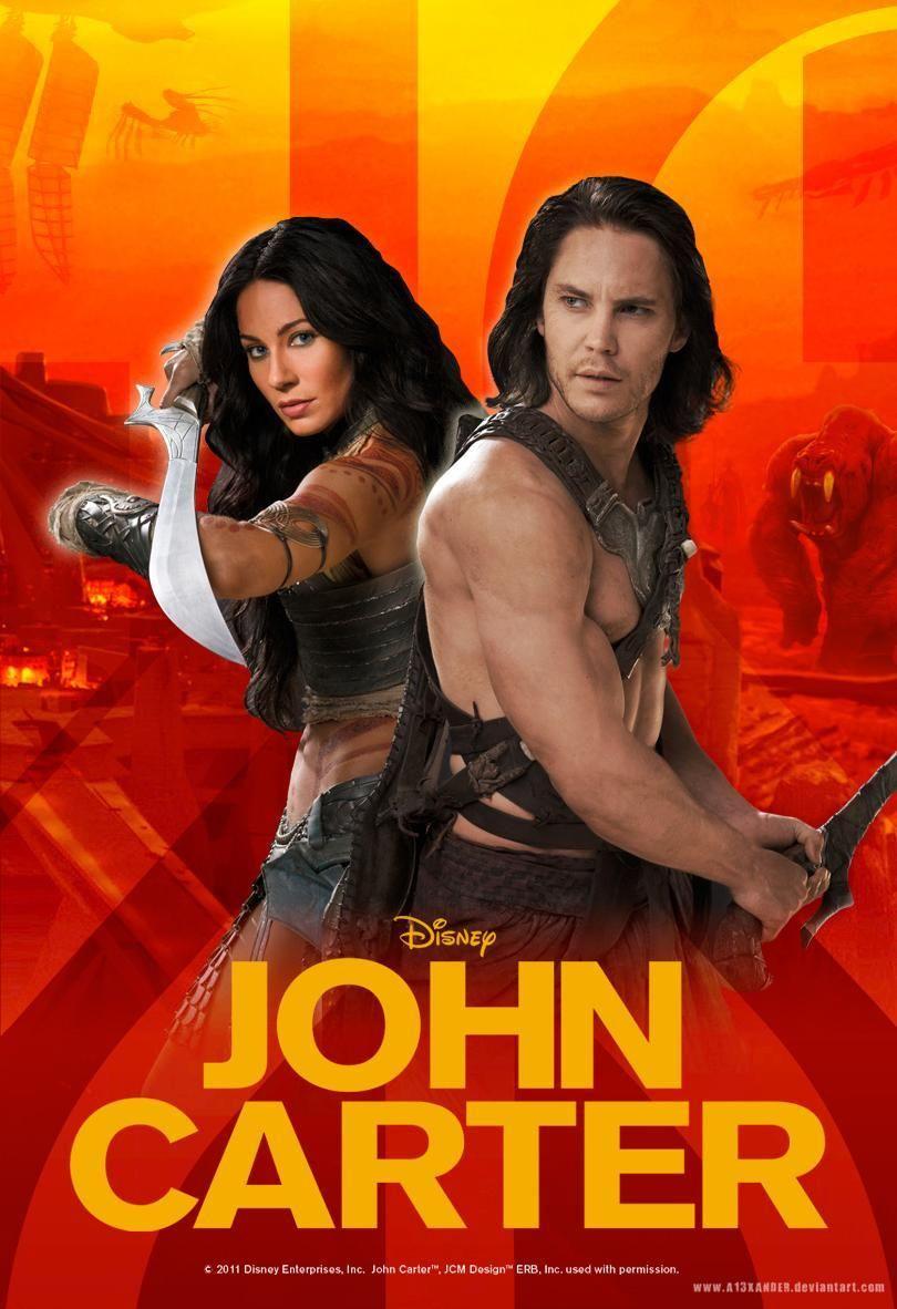 John Carter On Twitter Movie Posters Movie Poster Art John Carter Of Mars