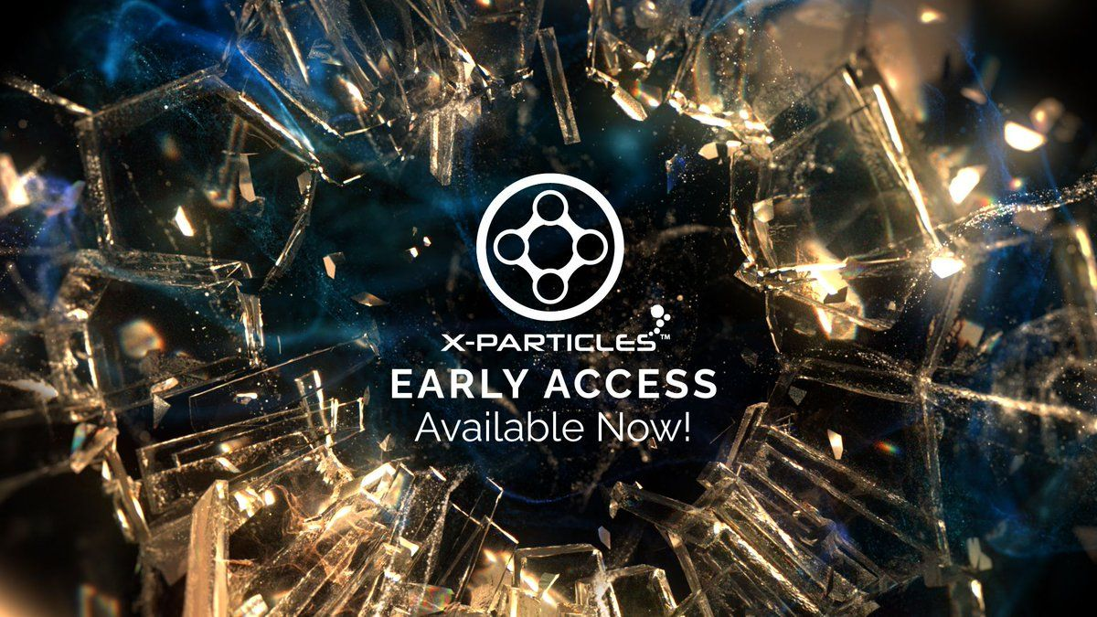 X Particles Build 7 For Cinema 4d R21 R20 R19 Cinema 4d Cinema Particles