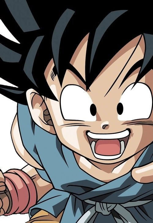 f7266f3c88 cute dragonball pics | ... so cute DBZ dragonball goku Dragonball Z kid goku  DBGT Dragonball GT