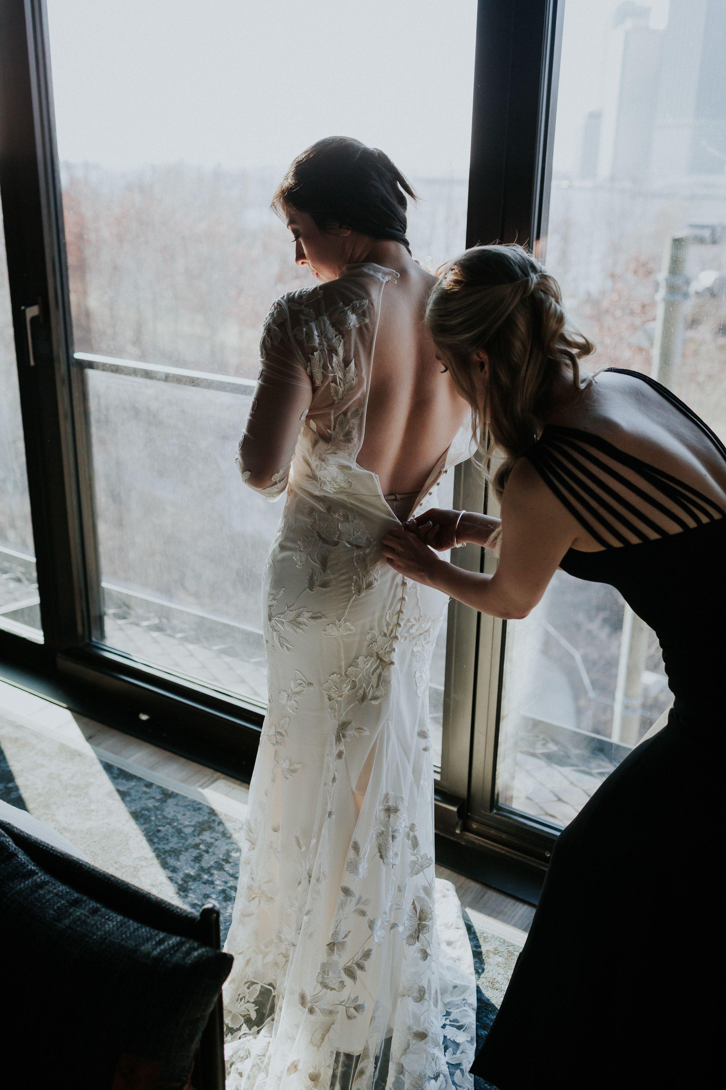 Brooklyn Winery Wedding, Brooklyn, NYC Lisa & Andrew